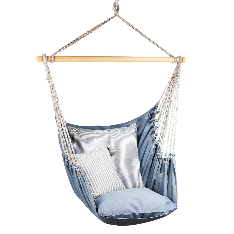 Denim Hanging Chair