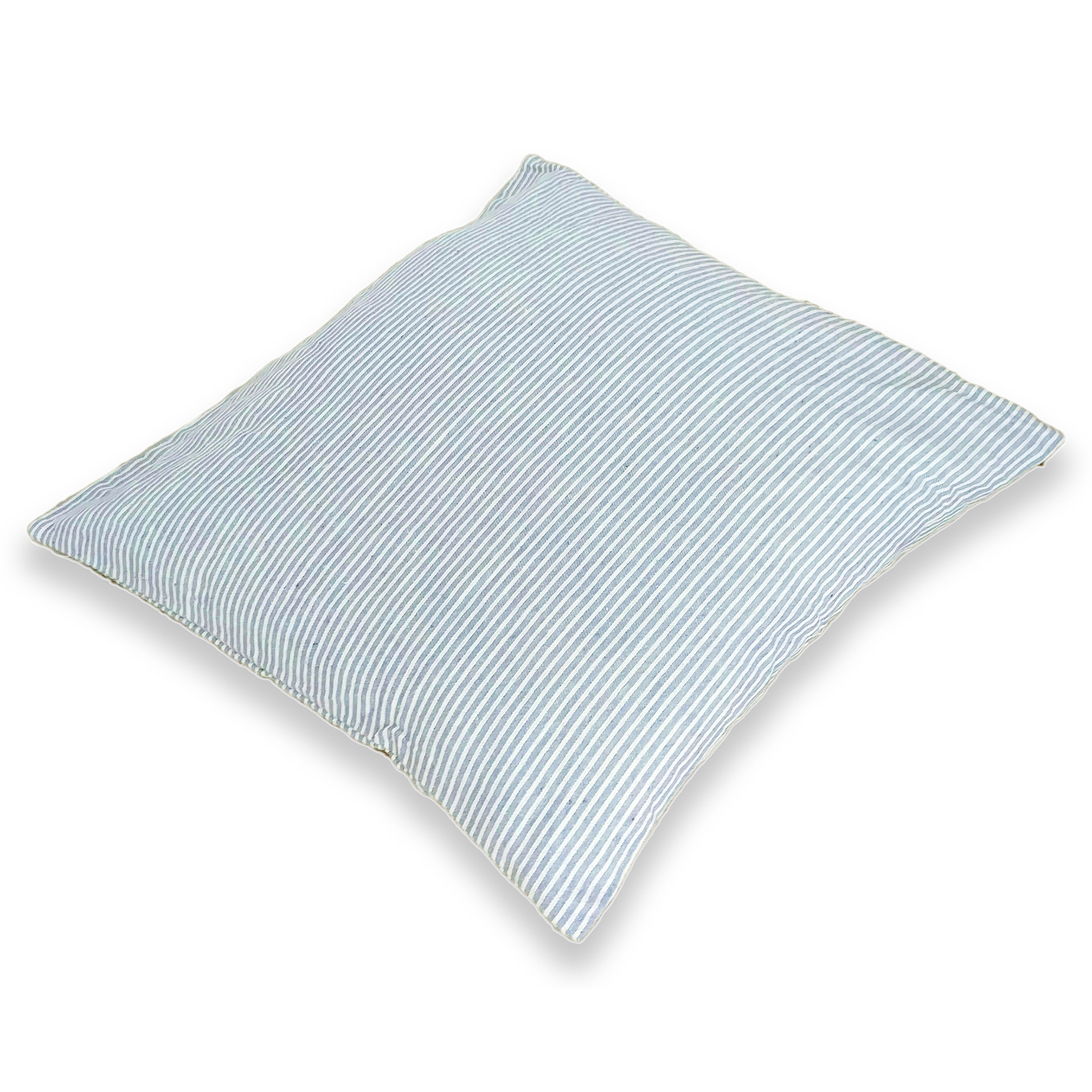 Striped Denim Hammock Cushion